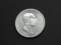 5 Corona 1848-1908 - AUTRICHE - Duodecim Lustris Gloriose Peractis   **** EN ACHAT IMMEDIAT **** - Autriche