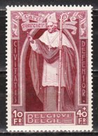 350**  Cardinal Mercier - LA Bonne Valeur - MNH** - LOOK!!!! - Belgium