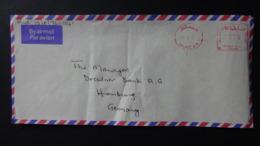 Oman - 1976 - Freistempel - 0075 - 28.1.76 Muscat - Look Scan - Oman