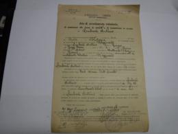 CONGEDO  MILITARE  ---    3°  REGGIMENTO CARRISTA - 1939-45