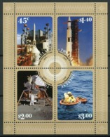Tokelau - 2019 - 50th Moonlanding, Satellites, Astronautes - BF Neufs // Mnh - Tokelau