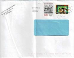 TP  2541 Et 3033 Sur Enveloppe De Albi - Marcophilie (Lettres)