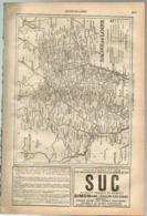 ANNUAIRE - 71 - Département Saone Et Loire - Année 1903 - édition Didot-Bottin - 57 Pages - Telefonbücher