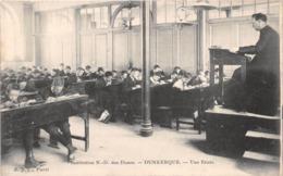 DUNKERQUE - Institution Notre Dame Des Dunes - Une étude - Dunkerque