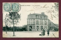 """ROMILLY-SUR-SEINE (10) : """" RUE GAMBETTA """" - Romilly-sur-Seine"""