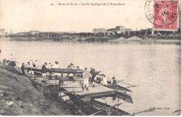 FR92 BORDS DE SEINE - 50 - Cercle Nautique De La Basse Seine - Aviron - Animée - Belle - Autres Communes