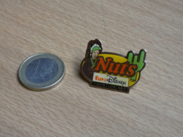 EURO DISNEY  .FRONTIERLAND. NUTS. - Disney