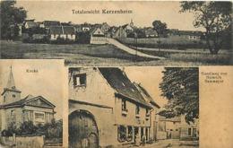 Pays Div-ref U718- Allemagne -  Totalansicht Kerzenheim  - - Germania