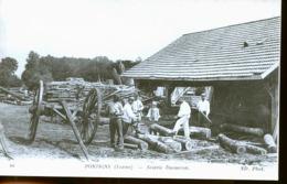 PONTIVY SCERIE DURANTON - Pontigny