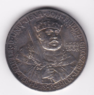 Nb_ Deutsches Reich - Sachsen-Weimar - 5 Mark - 1908  -  Universität Jena (37) - 2, 3 & 5 Mark Argent