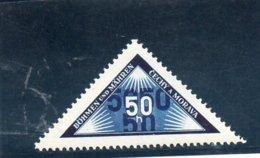BOHMEN UND MAHREN 1939 ** - Bohême & Moravie