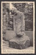 65478/ NASSOGNE, Bande, Monument Pour Les 34 Victimes Assassinées Le 24 Déc. 44 - Nassogne