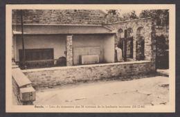 65480/ NASSOGNE, Bande, Lieu Du Massacre Des 34 Victimes Assassinées Le 24 Déc. 44 - Nassogne