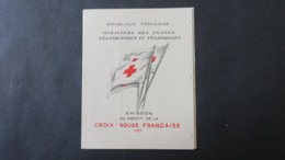 Carnet Croix Rouge 1955 Neuf ** TB Voir Scans - Carnets