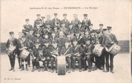 DUNKERQUE - Institution Notre Dame Des Dunes - La Musique - Dunkerque