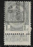 Leuven 1910 Nr. 1460B - Precancels