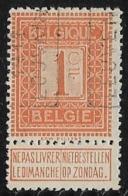 Leuven 1914 Nr. 2297A - Precancels