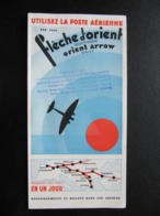 CIDNA COMPAGNIE INTERNATIONALE DE NAVIGATION DE AERIENNE Timetable Horaire Edition 1 May - 31 Aug 1933 Old AIR FRANCE - Timetables
