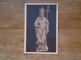 Merléac , Statue De Saint Cornéli , Protecteur Du Bétail , Pardon , Le Dimanche Après Le 15 Aout - Autres Communes