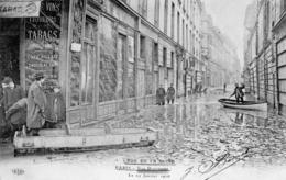 PARIS - Rue Bonaparte - 29 Janvier 1910 - Inondations De 1910
