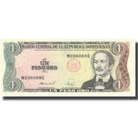 Billet, Dominican Republic, 1 Peso Oro, 1984, 1984, KM:126a, SPL+ - Dominicaine