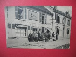 CPA   Seine Et Marne  Coubert  -  Hôtel Du Faisan M. Jost, Suc'  Mr. Favreux - Restaurant  Salle De Noces ... - Francia