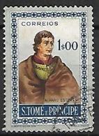 SAO TOME & PRINCIPE   -  Alvaro Estevès .  Oblitéré - St. Thomas & Prince