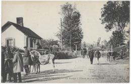 Airel Le Passage à Niveau Un Jour De Foire N° 70 Collection B. Z., édit. à Saint-Clair (2) - Sonstige Gemeinden