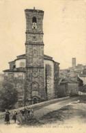 83)    LES  ARCS     - L' Eglise - Les Arcs