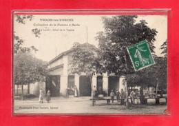 88-CPA THAON LES VOSGES - LE LAVOIR - HOTEL DE LA TAPETTE - Thaon Les Vosges