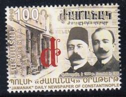 5.- ARMENIA 2018 'Jamanak' Daily Newspaper Of Constantinople - Armenia