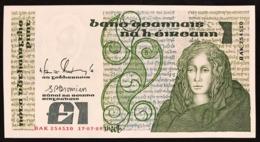 Irlanda Ireland 1 Pound 1989 Q.fds LOTTO 2776 - Irland