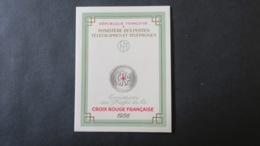 Carnet Croix Rouge 1956 Neuf ** TB Voir Scans - Carnets