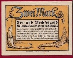Allemagne 1 Notgeld 2 Mark Stadt Wechfelgeld (RARE)  Dans L 'état N °4795 - [ 3] 1918-1933 : República De Weimar