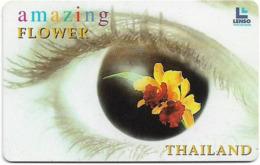 Thailand - LENSO (Chip) - Cattleya Alma Kee - 300฿, Used - Thailand