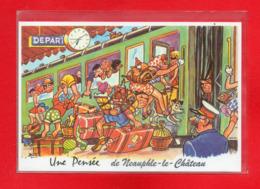 78-CPSM NEAUPHLE LE CHATEAU - Neauphle Le Chateau
