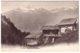 SAINT-LUC - VS Valais