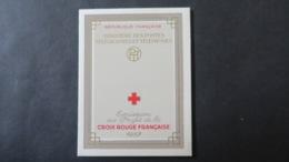 Carnet Croix Rouge 1957 Neuf ** TB Voir Scans - Carnets