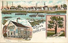 Pays Div-ref U683- Allemagne -  Gruss Aus Okriftel   - - Allemagne