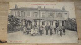 LA CHAPELLE REANVILLE : Les écoles   …... … NR-3934 - Andere Gemeenten