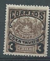 Chili -  - Yvert N°   53 (*)      Bce 21919 - Chili