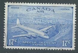 Canada - Aérien Yvert N° 12 Oblitéré    - Bce 21.927 - Luftpost