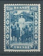 Ruanda - Urundi  - Yvert N° 110 *       - Bce 21928 - 1924-44: Neufs