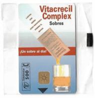 Spain - Telefónica - Vitacrecil Complex - P-323 - 03.1998, 500PTA, 13.000ex, NSB - Spanien