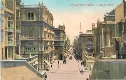 Pays Div-ref U672- Malte - Malta - Valletta Malta  - - Malte