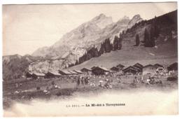 TAVEYANNAZ - La Mi-été  ( N° 2911) - VD Vaud