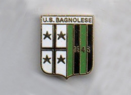 U.S. Bagnolese Calcio Bagnolo Mella Brescia Distintivi FootBall Soccer Spilla Pins Lombardia - Calcio