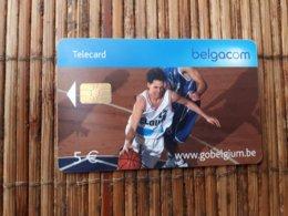 Phonecard Belgium Sport  Used Rare - Belgien