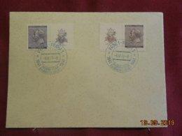 Enveloppe De 1941 Au Depart De Praha ( FDC ) - Lettres & Documents
