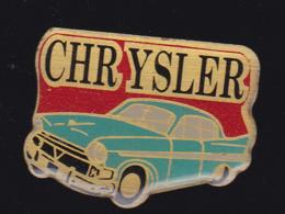 60027-pin's Automobile Chrysler... - Autres
